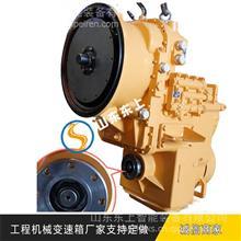 柳工CLG860H装载机变速箱转向泵驱动轴齿轮原厂供应/铲车变速箱