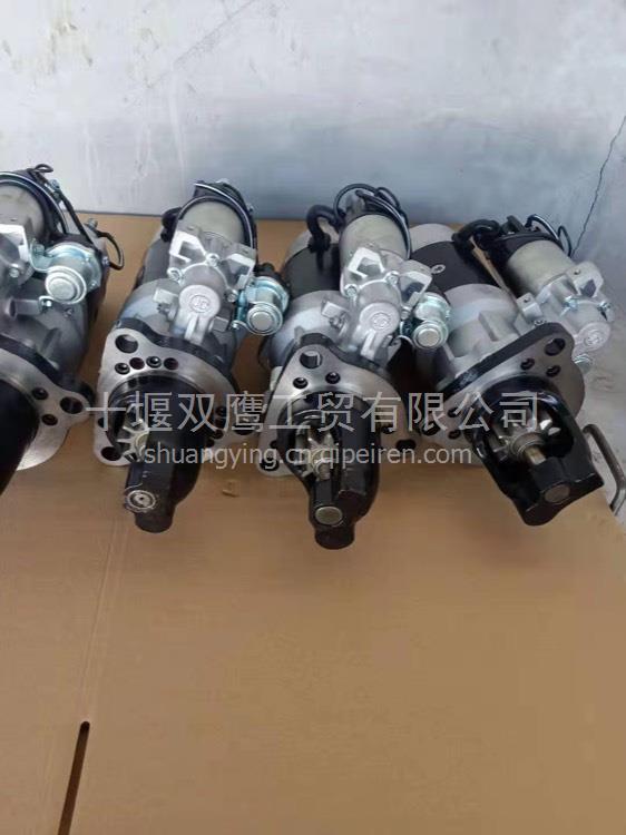 优势供应适用于Cummins工程机械配件QSK19系列 3631730 起动机/3631730      c3631730