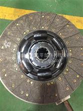 一汽解放J6,430大六簧三级减震离合器片1601210-Q347A/1601210-Q347A