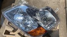 東風商用車配件東風天龍原廠前大燈左前組合燈總成/3772010-C0100