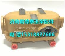 1640H-1013100玉柴YC6108G机油散热器冷却器/1640H-1013100