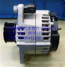 重汽豪沃T7/汕德卡CH重汽曼D20发动机120A大动率发电机总成/202V26101-7281
