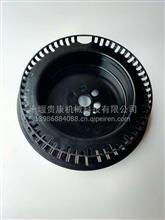 东风康明斯ISDe电控发动机配件曲轴扭振减震器5256139/C5256139/C5256139