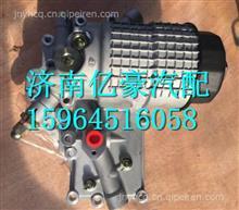 1000903418潍柴WP13机油冷却器/ 1000903418