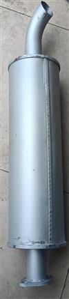 玉柴2105、2108   二孔消声器总成/6085