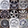 大量回收汽车轮毂钢圈回收下线轮毂钢圈轿车配件/LG458
