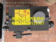 汕德卡C7H快插電動泵駕駛室舉升泵