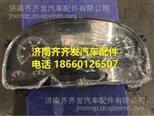 汕德卡C7H-TFT燃油组合仪表 / WG9716582214