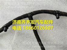 重汽豪沃轻卡五十铃发动机喷油器回油管JE1112250CAT