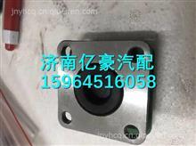 潍柴WP13发动机飞轮壳齿轮室加机油口盖/1000649736