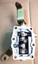 东风多利卡D6五档变速箱顶盖总成/5GT32-8000A7