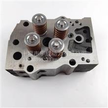 3811985适用于康明斯发动机K19缸盖总成 QSK19缸盖总成 加强型/3640321 QSK38缸盖总成带气阀