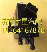 陕汽德龙X3000驾驶室举升泵电动油泵 DZ97259820127重汽豪沃奔驰/ DZ97259820127