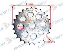 云内原厂机油泵链轮 D19TCI4-08004-1 X190852  10048109/链条 D19TCI4-08400-1 X190841