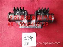 5801994078红岩杰狮C500科索C9C11C13发动机排气支管排气歧管中段/5801994078