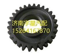 法士特变速箱中间轴超速档齿轮Z27JS85E-1701053/Z27JS85E-1701053