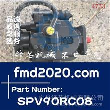 挖掘机液压件玉柴挖掘机YC85液压泵SPV90RC08/SPV90RC08