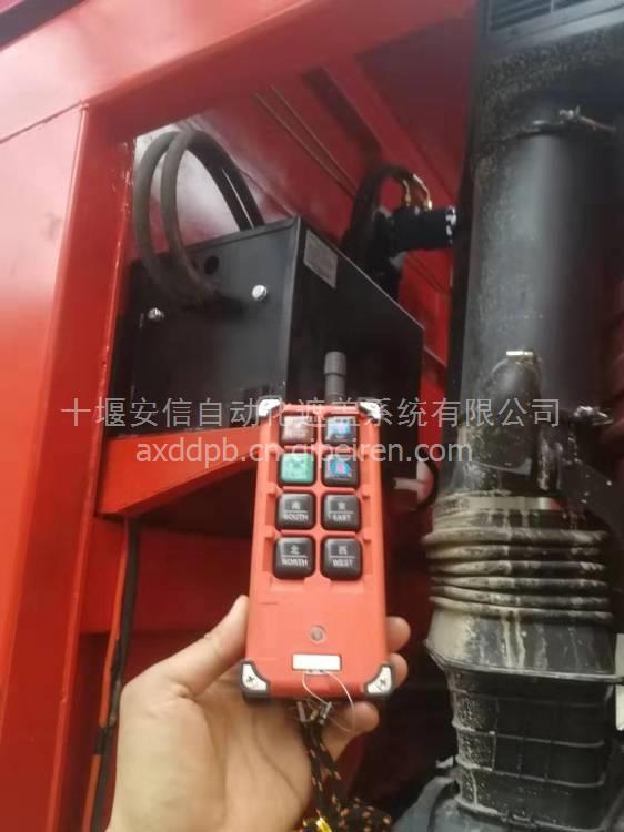 东风天锦渣土车砂石料车运输车液压动力单元系统/液压动力单元系统