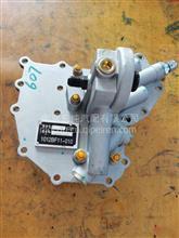 机油冷却器芯带座总成/1012BF11-010