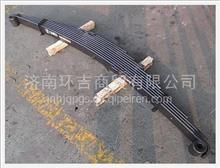 陕汽德龙奥龙前右钢板弹簧总成DZ9100529009/陕汽德龙