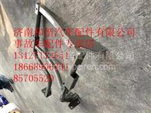 重汽新斯太尔M5G右后翼子板挡支架 内外饰件及事故车配件专卖店/ WG1684230807