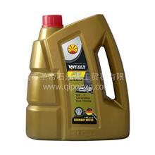 韦尔斯润滑油A6全合成机油汽车机油/SL CH-4 4L 10w40