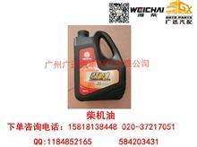 潍柴动力锐动力CI-4国四国五4L柴机油/15W-40