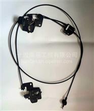 5301920-C6100东风商用车锁总成工艺合件-前面罩/5301920-C6100