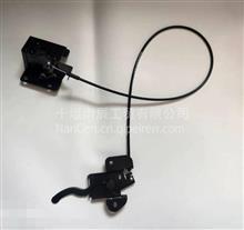 5301612-C6100东风天龙二级锁总成-前面罩/5301612-C6100
