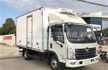 国五福田时代领航冷藏车,4.2米蓝牌冷藏车的基本技术参数和价格