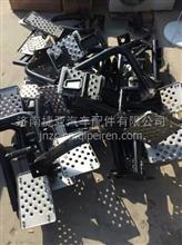 联合重卡踏板支架 内外饰件及事故车配件专卖店/驾驶室总成  踏板支架