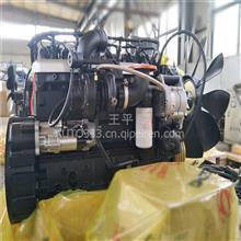 三一重工SY365H挖掘机用 原装康明斯QSB4.5发动机总成/QSB4.5 发动机总成