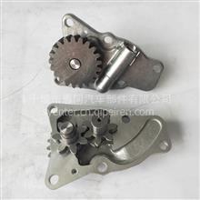 适用于小松KOMATSU挖掘机进口康明斯发动机4D95机油泵/6206-51-1200