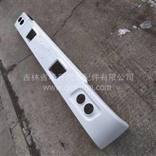 重汽豪沃08款自卸白色铁前保险杠/AZ1641241003