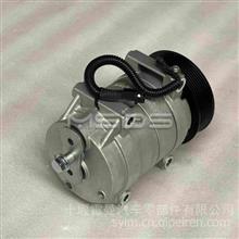 东风天锦康明斯ISDE欧3电喷发动机180马力空调压缩机总成空调泵/C5264587