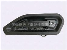 陕汽德龙X6000系列--左车门外把手外壳/DZ1623134011101