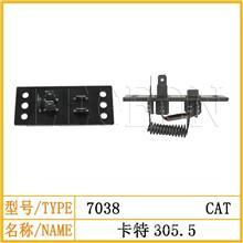 卡特305.5 空调调速电阻/挖掘机配件/7038