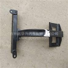 陕汽德龙X5000右踏步支架焊接总成/DZ14251245040