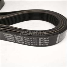 康明斯4BT3.9/6B5.9发动机发电机组风扇皮带/3288790