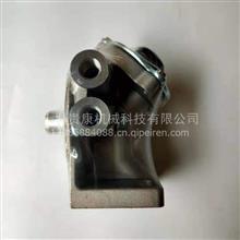适配东风康明斯柴油预滤器座带输油泵FS19816油水分离器底座19816/FS19816