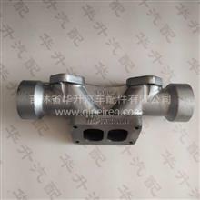 一汽解放锡柴发动机排气直管中节/1008042-74A