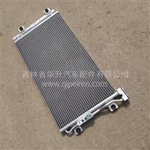 重汽豪沃空调冷凝器总成/WG1642821074
