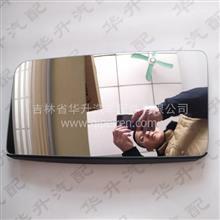 福田欧曼戴姆勒EST右侧除霜倒车镜大镜片/H4821010400A0