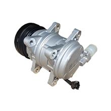 东风天龙KL空调压缩机465/520旗舰KX冷气泵马达8104010-C3100/8104010-C3100