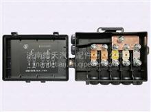 陕汽 轩德 X6纯正配件五路保险盒总成/BZ35150503