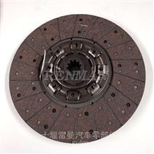 东风天龙大力神离合器从动盘总成离合器片/1601Z36-130