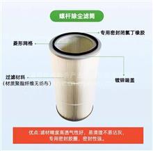 上海弗列加 AA90163空滤 用于斯太尔/奥龙/金龙车型 K2448/希通滤业2021新款