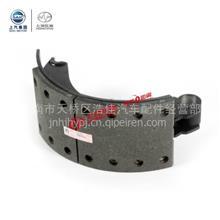 5801520852上汽红岩原厂配件刹车蹄前焊接刹车蹄制动蹄总成/5801520852