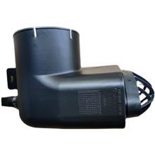 东风天龙驾驶室后进气道总成空滤进气管弯头过渡管 1109040-T38H0 1109040-T38H0