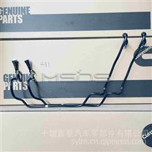 十堰雷曼批发供应康明斯ISLE发动机配件空压机出水管/C4991807